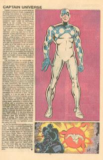 Capitan Universo (ficha marvel comics)