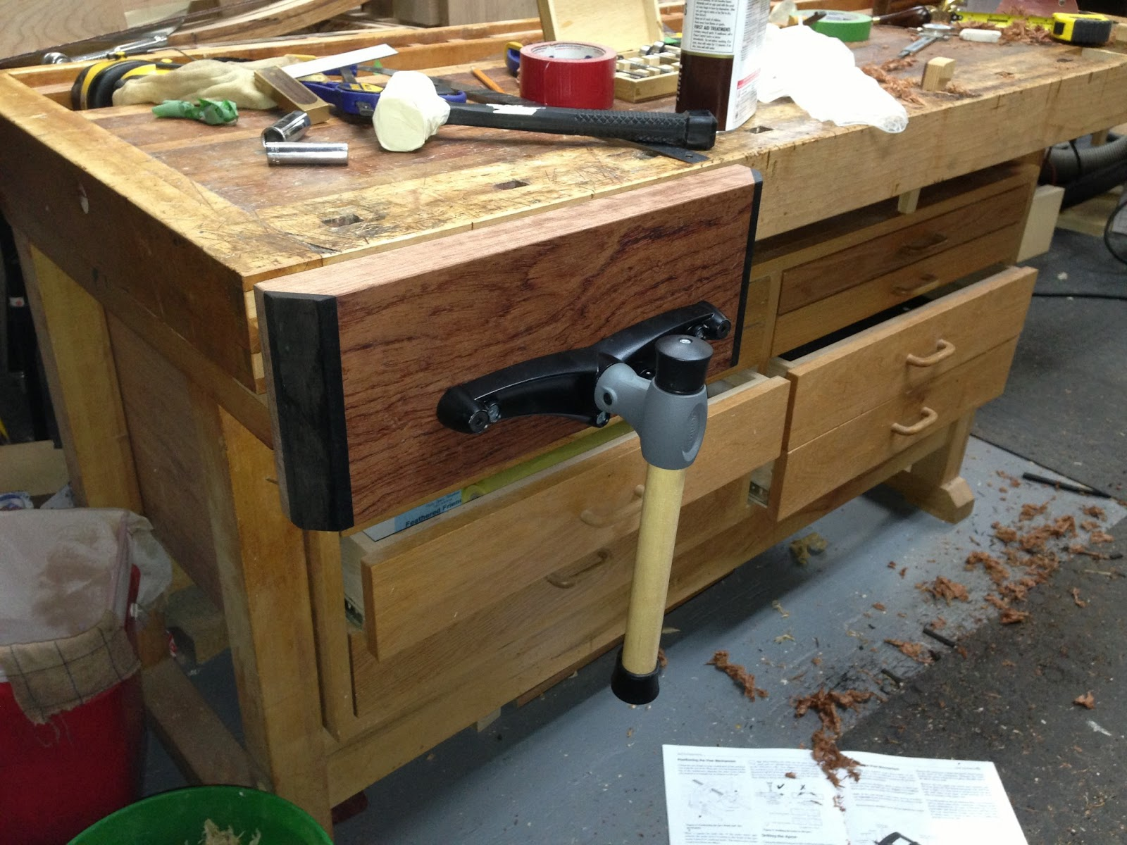 Luxury Tail Vise  Workbench  Purpose Of A Tail Vise