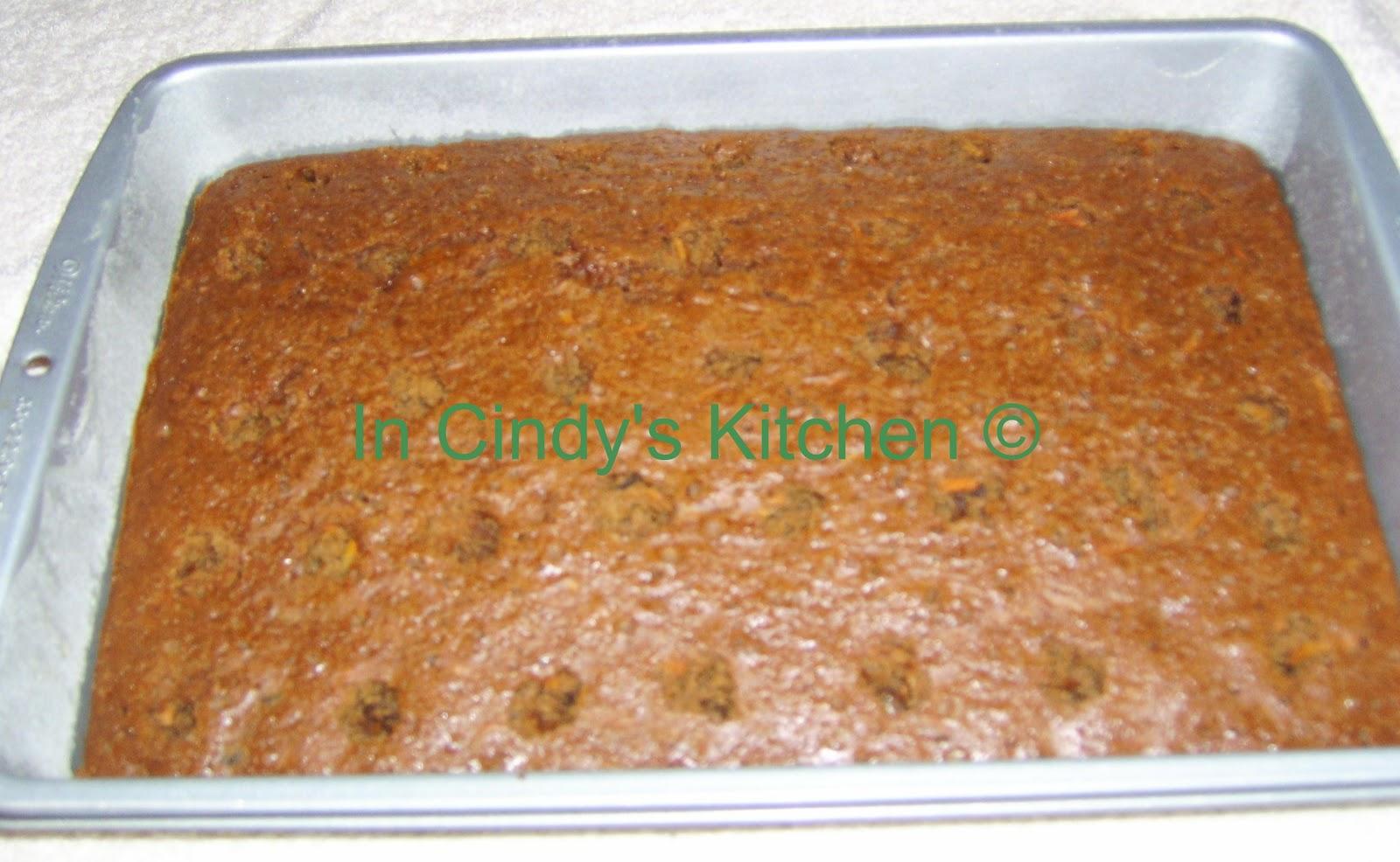 Hole Cake Pudding Cake With Holes