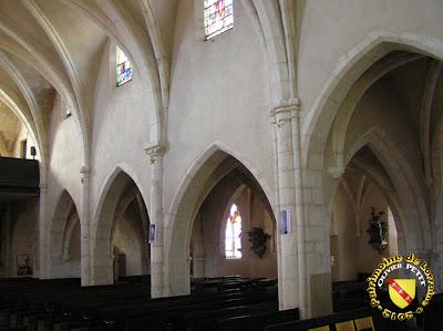 PULLIGNY (54) - L'église Saint-Pierre-aux-Liens (XVe-XVIIIe siècle)