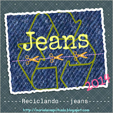 Recycling Jeans con 'Mariela'
