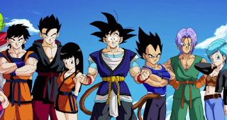 Nuevo poster Dragon Ball Super