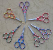 Around the World Scissors