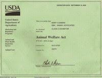 Mary Cummins, Animal Advocates, Los Angeles, California, award
