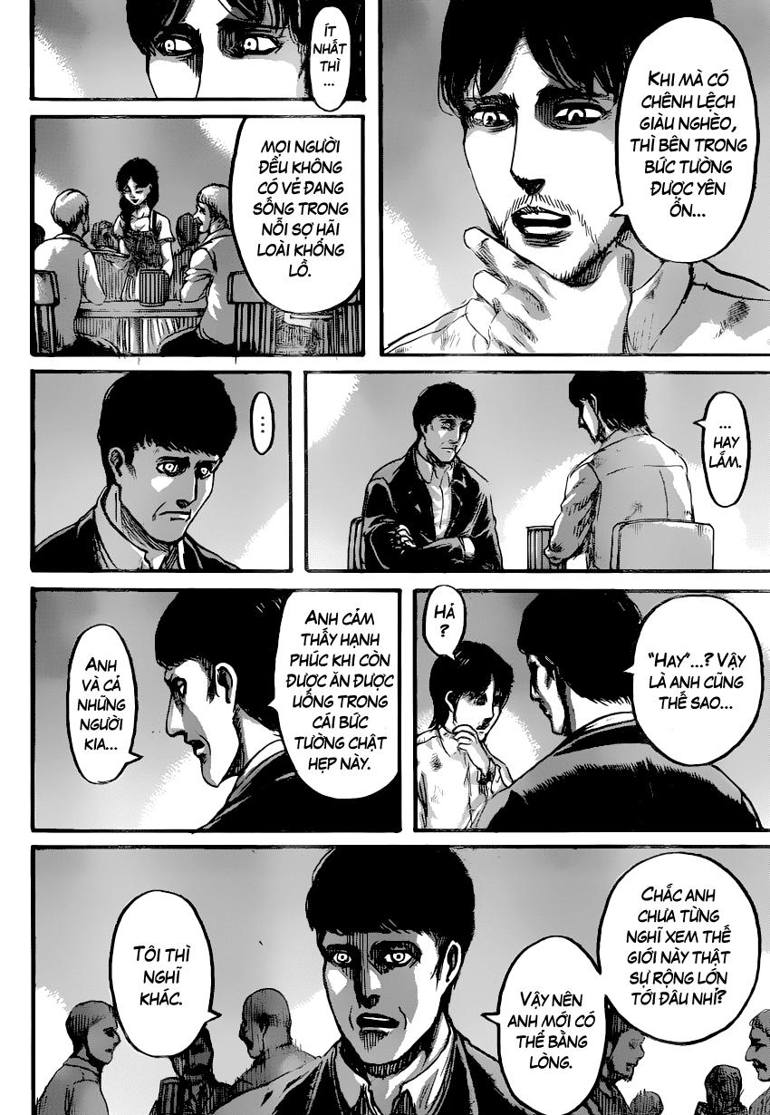 Shingeki no Kyojin Chap 71 - Trang 14