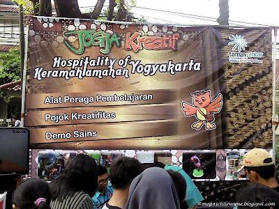 Banner Jogja Kreatif 3 Hospitality of Yogyakarta