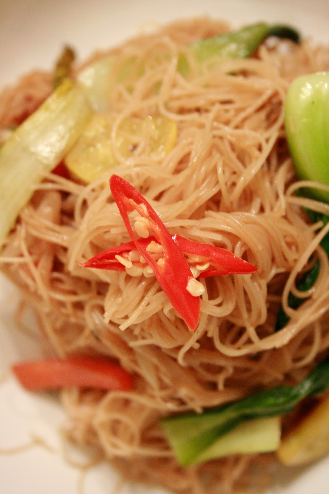 mei fun rice noodles