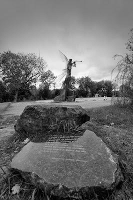 pomnik ofiar katastrofy w Czarnobylu