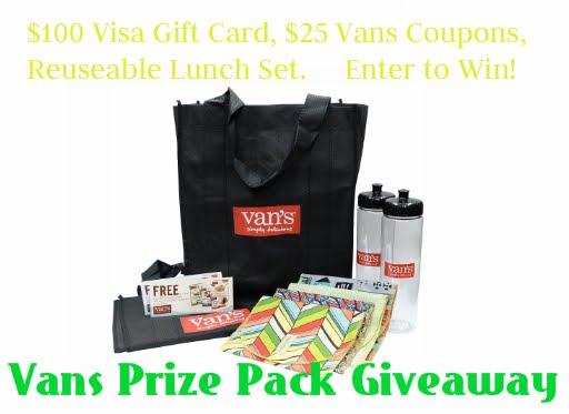 Van's Foods Prize Pack: