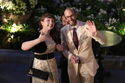Kent Haste & Lachter linen suit