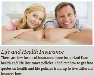 Life And Health Insurance Quotes