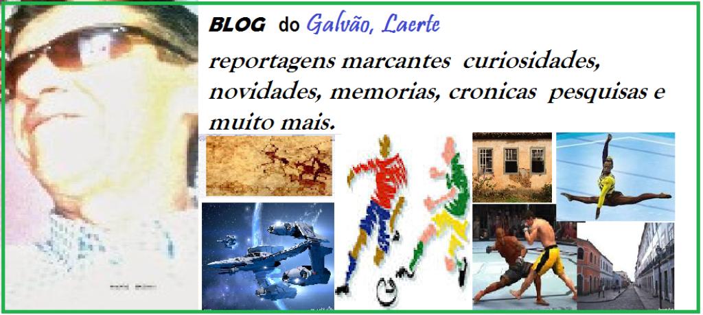 Blog de  L C GALVÃO