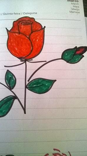 Imagenes De Flores Para Dibujar Paso A Paso - Flores de goma eva paso a paso Las Manualidades