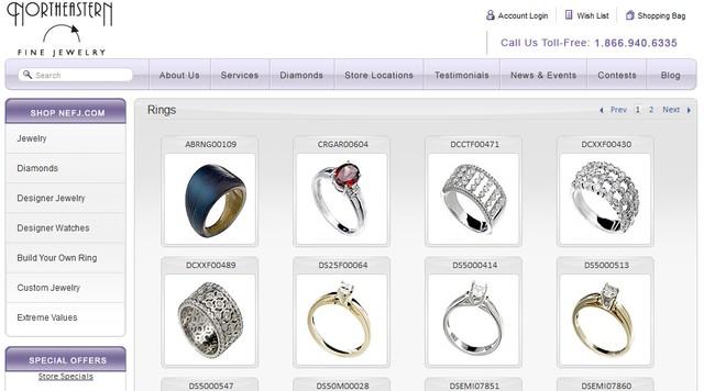 Northeastern Fine Jewelry