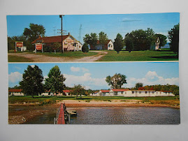 MENOMINEE POSTCARDS: Friendship House Resort