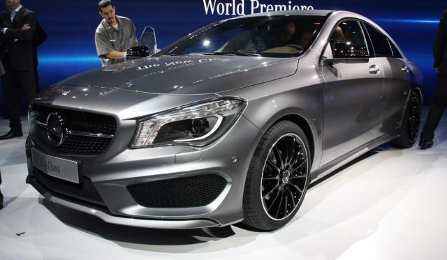 Mercedes Benz Cla 45 Amg Latest Car