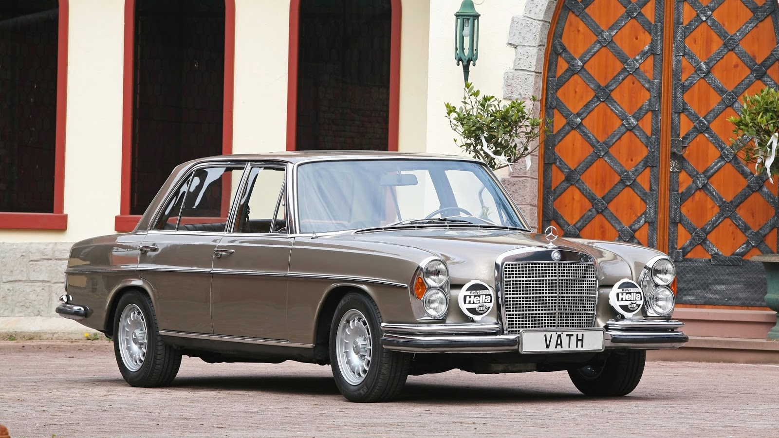 Vth Motorentechnik Mercedes Benz 300 Sel W109 1968 63 V8 247 Cv 1995 Chevy 6 5 Turbo Its Well Known That Such Rarities As The Presented Are In Best Hands When They Taken
