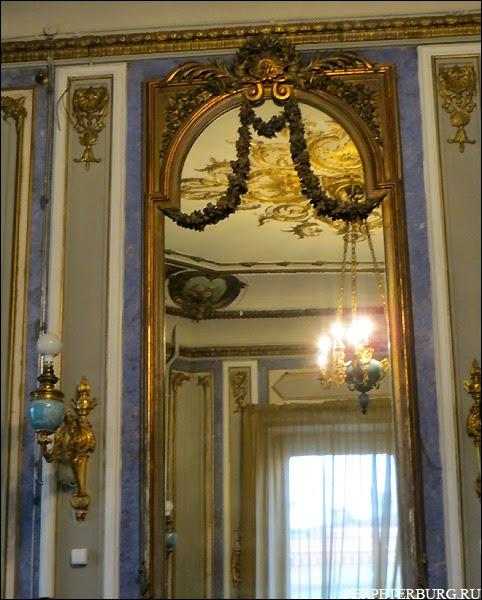 Интерьерная экскурсия по квартире Бильдерлингов в Петербурге