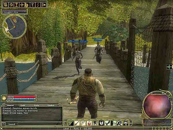 Download Free MMORPG Games - Dungeons & Dragons Online