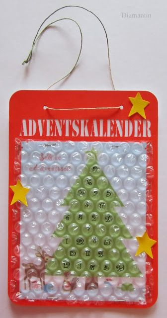 Pinterest ideen adventskalender - Adventskalender frauen ideen ...