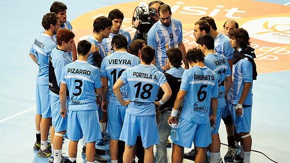 Selección Argentina de Handball concentra en Mendoza | Mundo Handball
