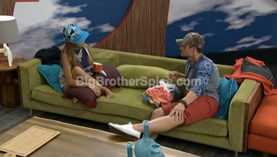 Big Brother 16 Caleb and Amber Showmance