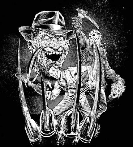 """Bruce Campbell cuenta por qué no hubo """"Freddy vs Jason vs Ash"""" (En inglés)"""