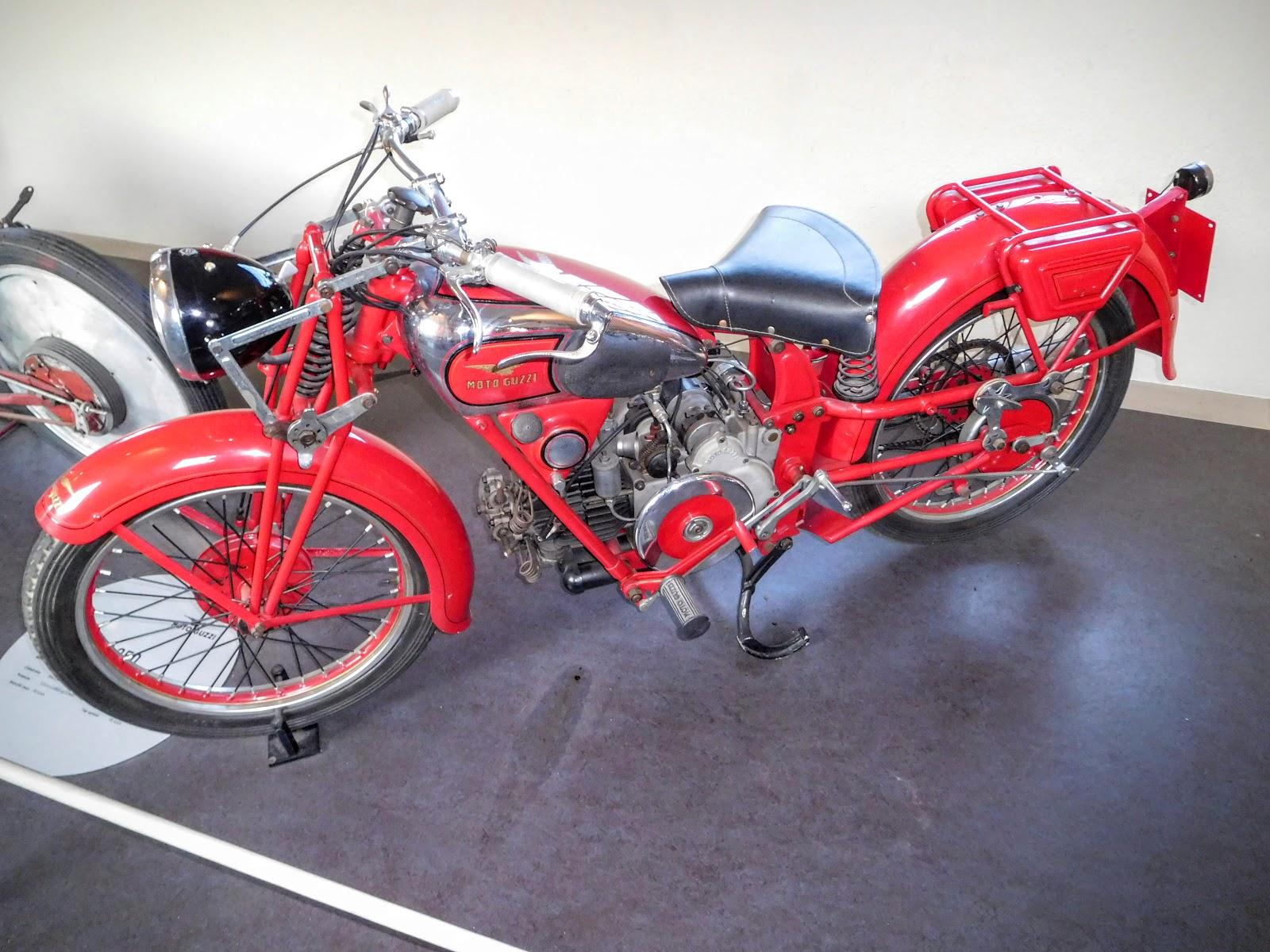 NYDucati: 1937-57 Moto Guzzi Airone 250