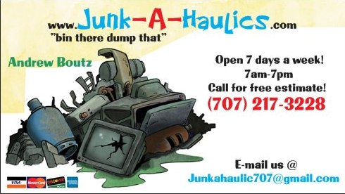 Junkahaulics Anonymous
