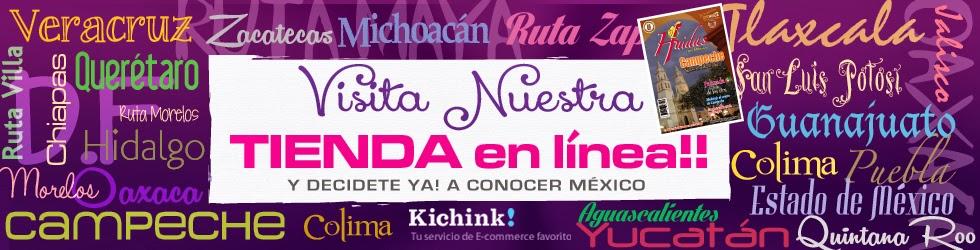 Tienda Online Huidas por México