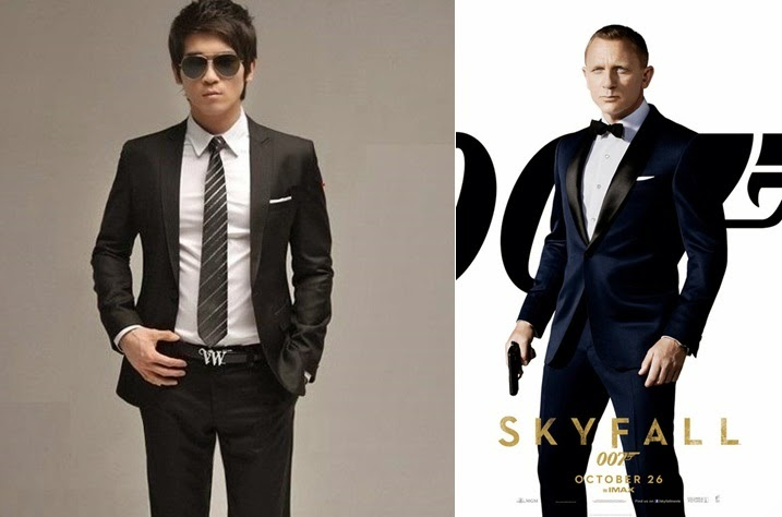 korean slim fitting, bond charismatic