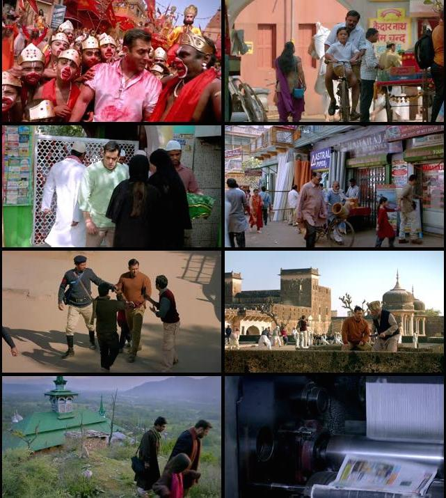 Bajrangi Bhaijaan 2015 Hindi BluRay 720p