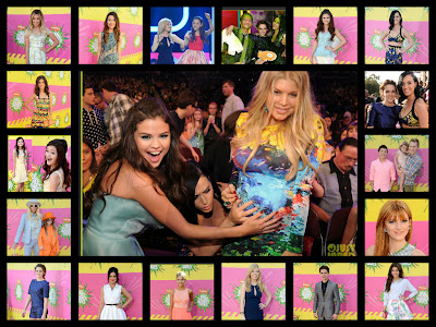 2013 Kids' Choice Awards Kazananlar Listesi