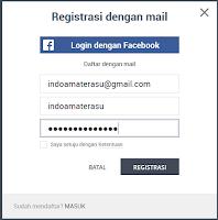 Registrasi KumpulBagi