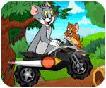 Tom và Jerry- Đường đua rừng rậm