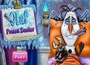 Olaf Frozen Doctor