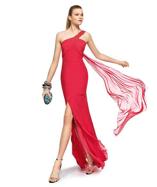 Pronovias 2013 abiye gece elbiseleri