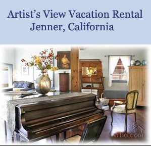 Artist's View Vacation Rental