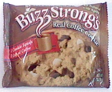 Caffeine King: Buzz Strong's Dark & White Chocolate Chip ...