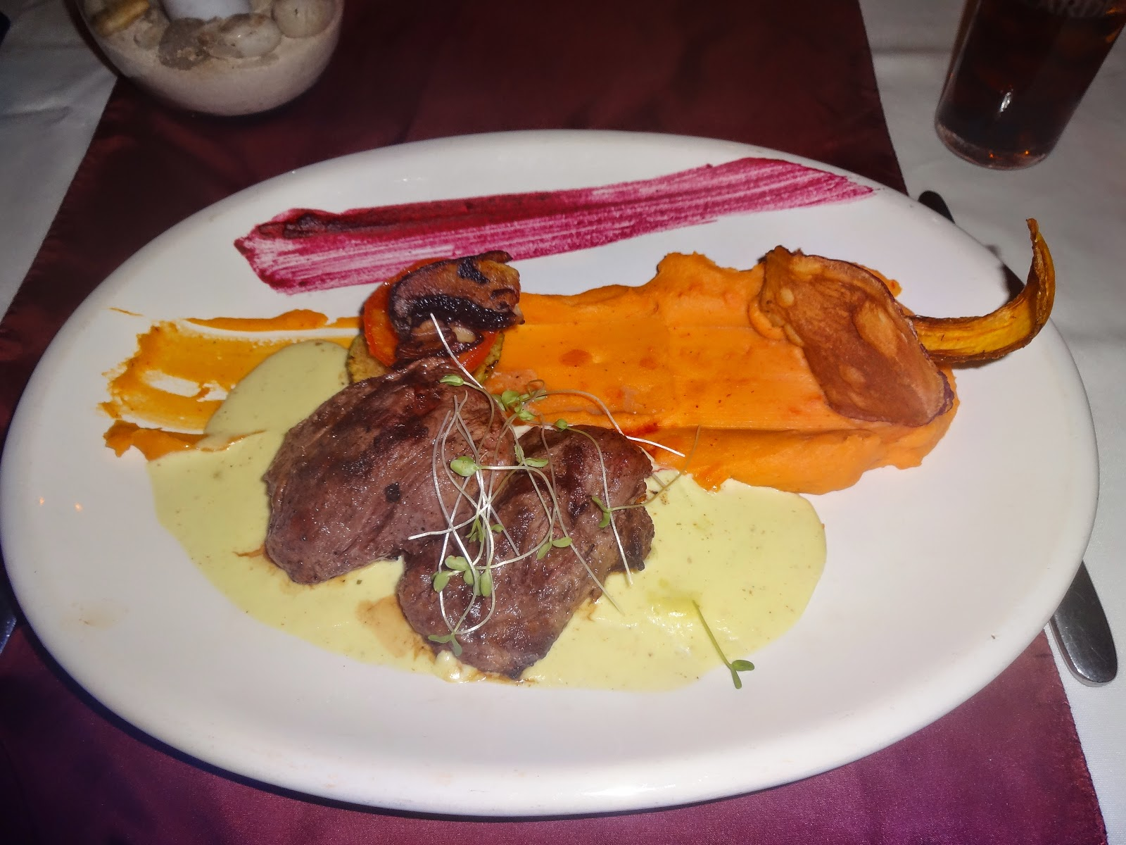 jantar - restaurante Alux - Playa del Carmen - Cancun