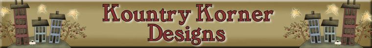 Kountry Korner Designs