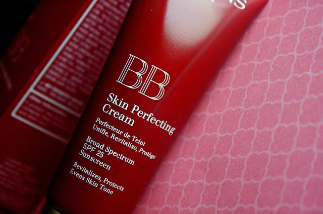 Clarins BB Skin Perfecting Cream in Medium Review, Photos & Swatches