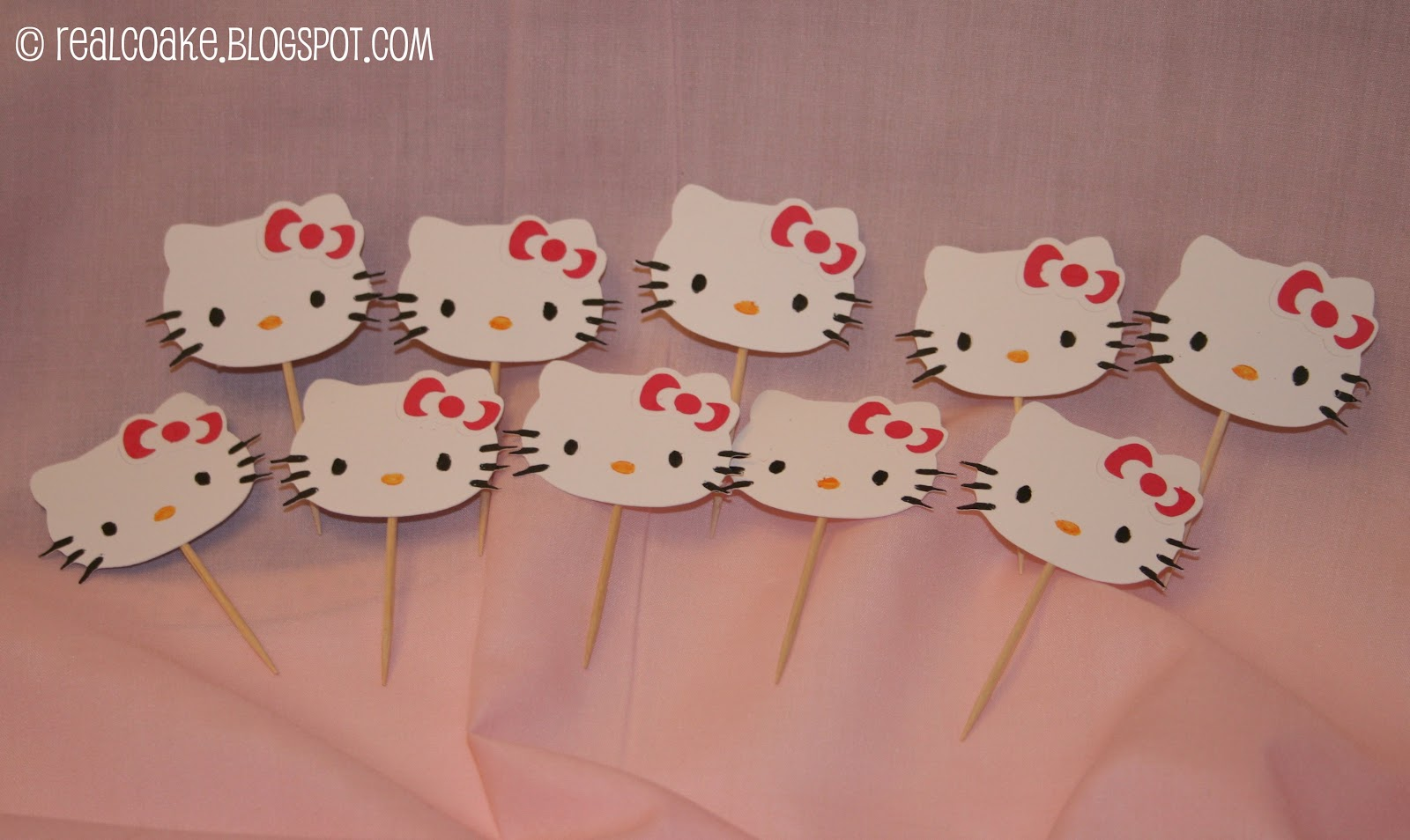 Hello kitty birthday party slumber party part 2 cute ideas for a hello kitty birthday party ideas for a slumber party invitations filmwisefo