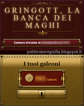 Gringott, la banca dei maghi