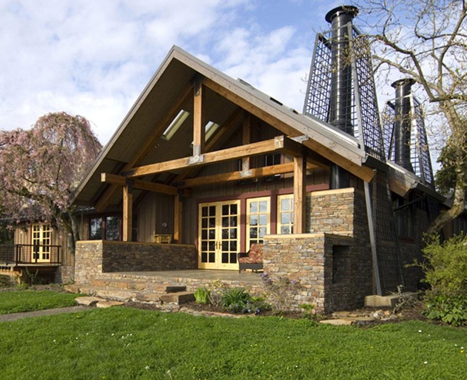 Modelos de casas dise os de casas y fachadas dise os de for Stone exterior house designs