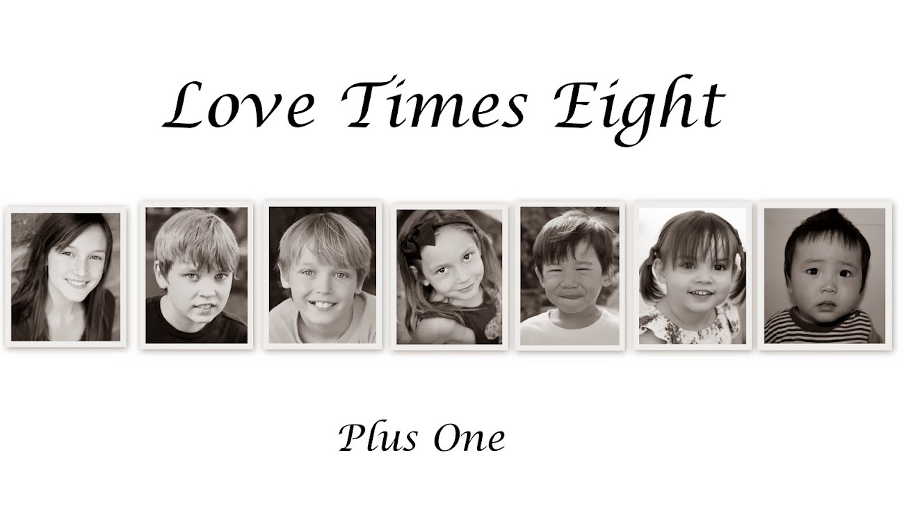 Love Times Eight