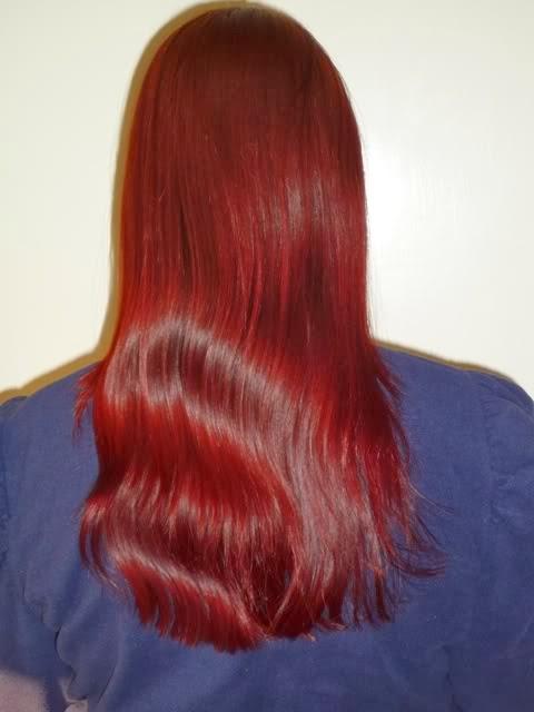opiniones masaje cabello rojo