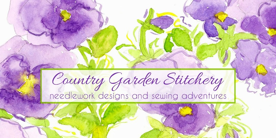 Country Garden Stitchery