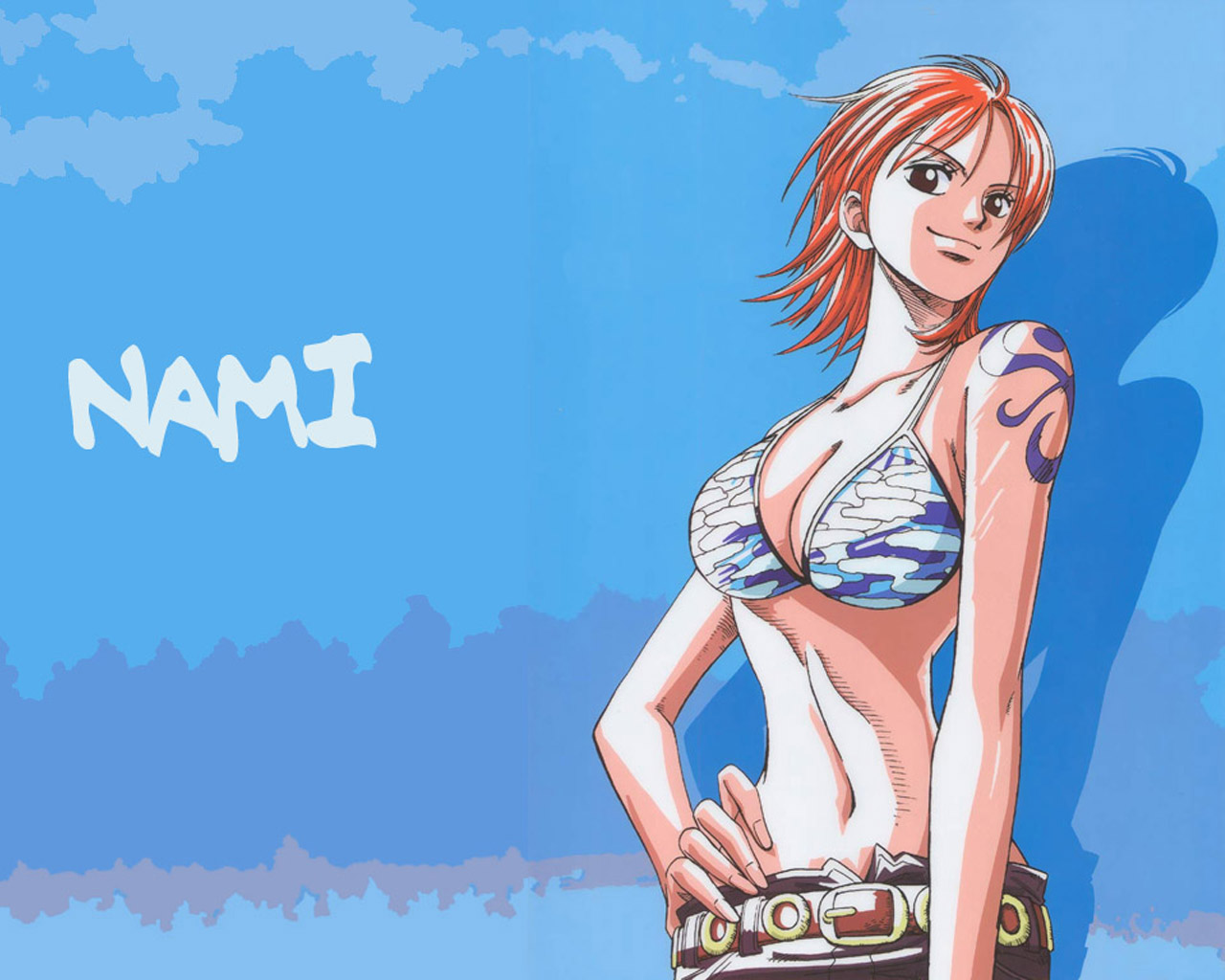One Piece  Nami   Images Actress   Images Stock Art