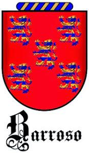 Brasão da família BARROSO